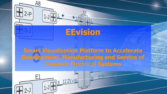 EEvision: Smart Electronic System Visualization (Demo Video)