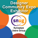 Designer Community Expo at SNUG Silicon Valley